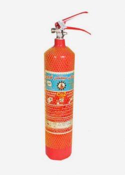 کپسول آتش نشانی گاز کربنیک 3 کیلویی آرمان