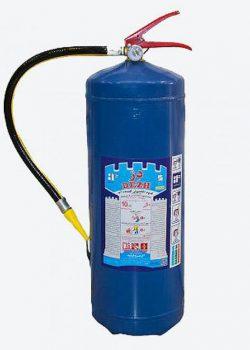کپسول آتش نشانی آب و گاز 10 لیتری دژ
