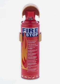 اسپری خاموش کننده آتش نشانی