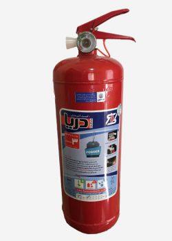 کپسول آتش نشانی پودر و گاز 3 کیلویی دریا