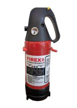 کپسول آتش نشانی پودر و گاز 1 کیلویی فایرکس